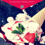Melting Ice Cream and Customer Feedback