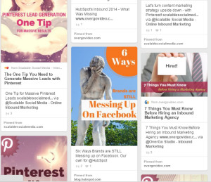 Use rich pins for a pinterest seo boost.
