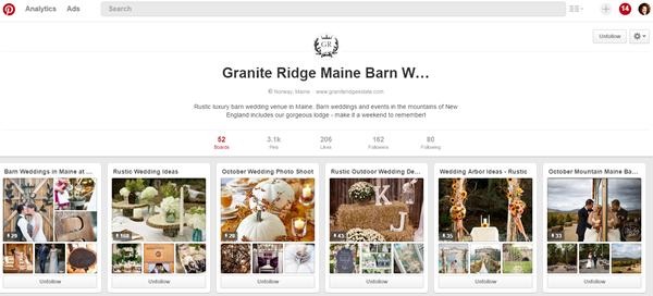Make your local business shine on Pinterest- add you location to your profile!