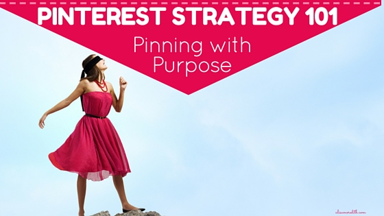 To get website traffic, leads, and sales from Pinterest, you need to pin with purpose. Here's how! via @alisammeredith