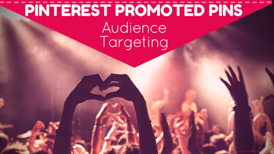Promoted Pin Audience Targeting