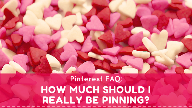 How much should I really be pinning? Do I need to pin 300 times a day? via @alisammeredith