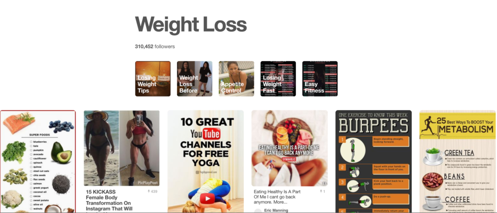 weight-loss-topic-pinterest