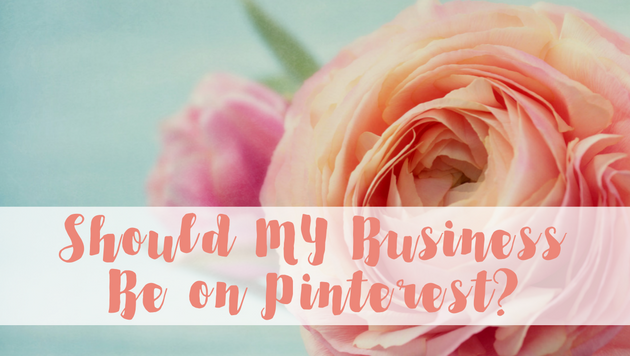 Should my business be using Pinterest for marketing?