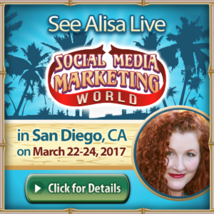 Social Media Marketing World Pinterest Alisa Meredith