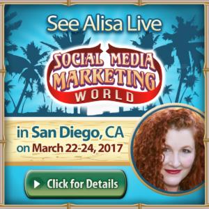 Social Media Marketing World Pinterest Alisa Meredith