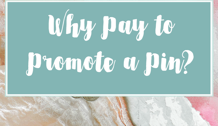 Why Should I Use Promoted Pins? Seven Reasons.