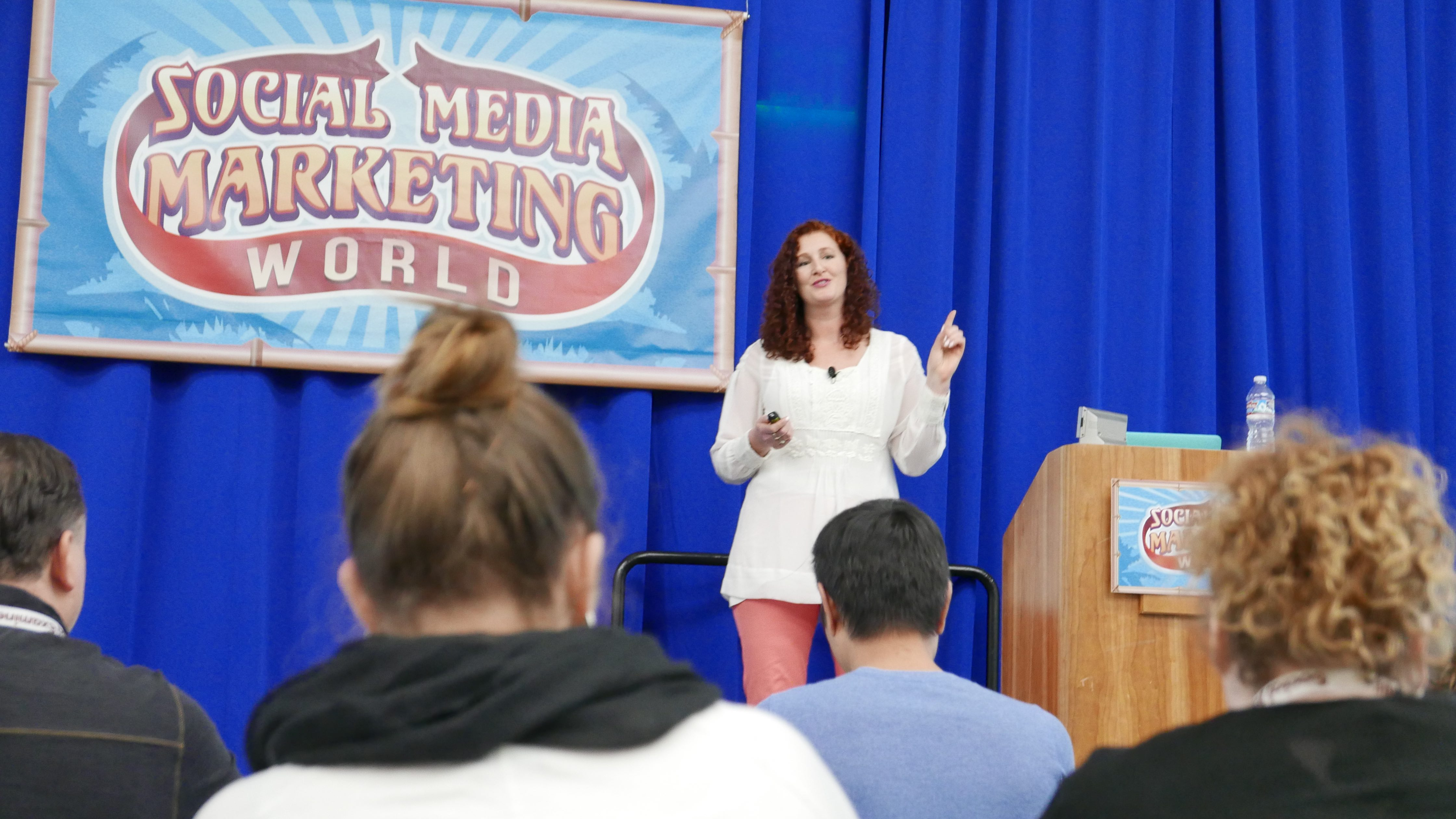 Alisa Meredith Social Media Marketing World