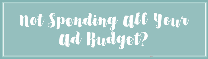 Not Spending Your Promoted Pin Ad Budget