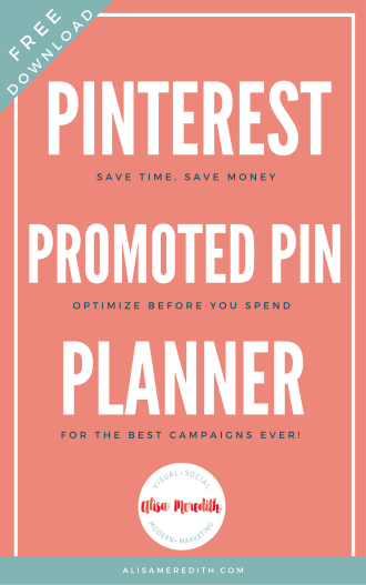 Promoted Pin Planner