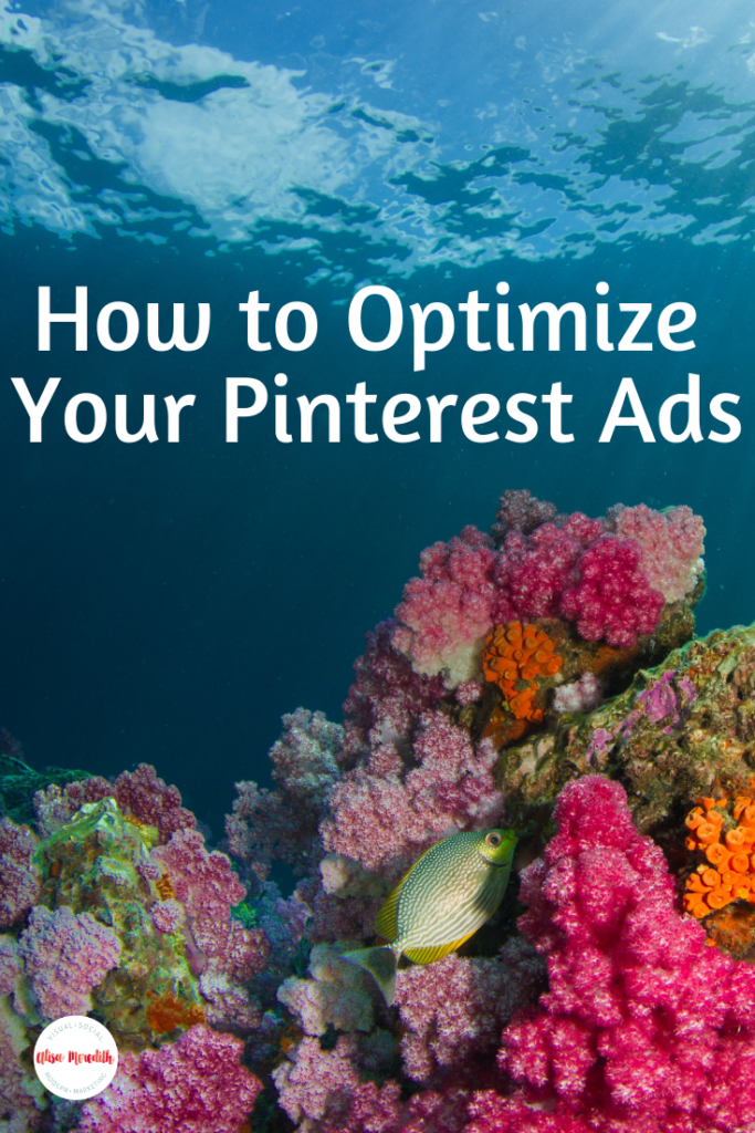 How to optimize your Pinterest ads. Don't settle for ads that aren't performing the way you want! Get more conversions, higher CTR and lower CPC - plus learn how to triage your ad group optimization fast!